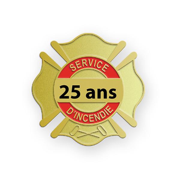 ÉPINGLETTES 25 ANS SERVICES